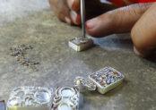 Silver Jewellery class